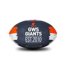 Sherrin AFL  All Surface Synthetic Song Size 2 - GWS