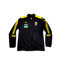 Richmond Tigers PUMA AFL Team Poly Jacket Womens | Black