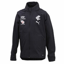 Carlton Blues 2020  Puma Youth Team Rain Jacket