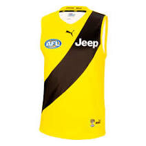 Richmond Tigers 2021 AFL Puma Mens Clash Guernsey