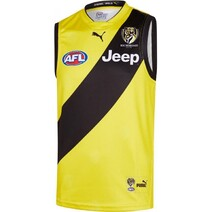 Richmond Tigers 2019 PUMA Mens Away Guernsey