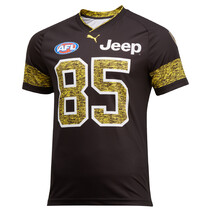 Richmond Tigers PUMA Mens Warm up Top