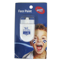 Face Paint Stick - North Melbourne Kangaroos