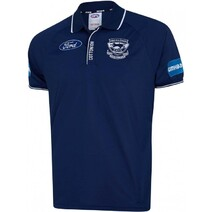 Geelong Cats Cotton ON Mens Media Polo