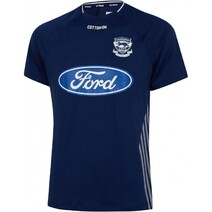 Geelong Cats 2019 Cotton ON Mens Training Tee | Navy