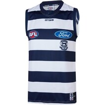 Geelong Cats Cotton ON Mens Home Guernsey