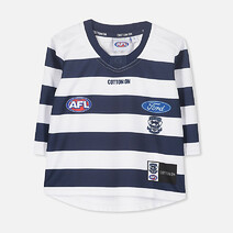Geelong Cats Cotton ON Toddler Home Guernsey