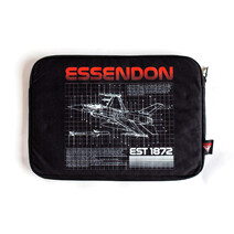 "Essedon Bombers AFL TYPO 13"" Take Charge Laptop Cover"