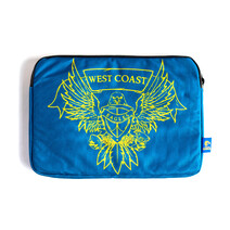 "West Coast Eagles AFL TYPO 13"" Take Charge Laptop Cover"