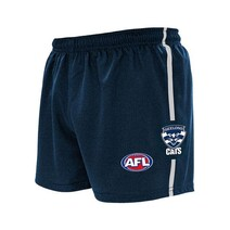 Geelong Cats Home Baggy Mens Shorts