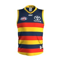 Adelaide Crows 2019 AFL Youth Home Guernsey