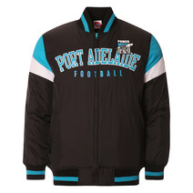 Mens Fan Varsity Jacket Port Adelaide Power