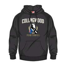 AFL SHD Youth Supporter Hood Collingwood Magpies