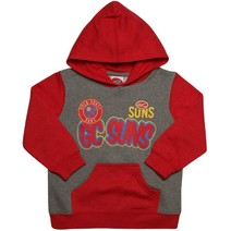 Gold Coast Suns Toddlers Supporter Pullover Hood