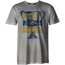 West Coast Eagles Youth Premiers P1 2018 Tee