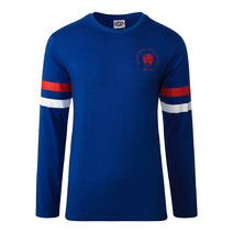 Western Bulldogs Mens Supporter Long Sleeve Tee