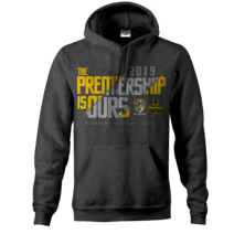 Richmond Tigers 2019 AFL Mens Premiers P1 Hood | GREY