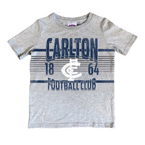 Carlton Blues AFL Toddler Printed Tee