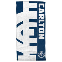 Carlton Blues AFL Beach Towel