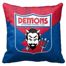 AFL Cushion 18 Melbourne Demons