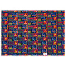 Adelaide Crows AFL Wrapping Paper