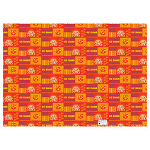 Gold Coast Suns AFL Wrapping Paper