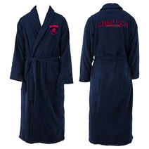 Melbourne Demons AFL Mens Long Sleeve Robe | ONE SIZE
