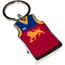 AFL Guernsey Bottle Opener Brisbane Lions