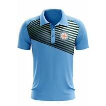 Mens Geo Strike Polo City