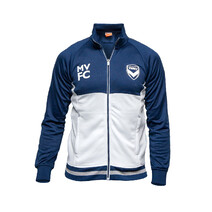 Melbourne Victory Mens Academy Track Jacket