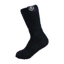 AFL 1PR Bed Socks Carlton Blues