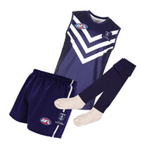 Fremantle Dockers AusKick Pack (Guernsey, Short and Socks)