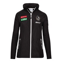 Collingwood Magpies AFL Womens 2018 Wet Weather Jacket