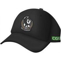 Collingwood Magpies ISC Mens Media Cap