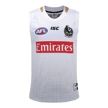 Collingwood Magpies 2019 AFL Mens Training Guernsey