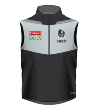 Collingwood Magpies 2020 ISC Mens Padded Vest
