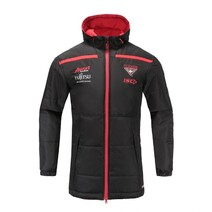 Essendon Bombers AFL ISC Mens Coaches Jacket