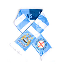 Melbourne City / Manchester City Football Club Dual Scarf