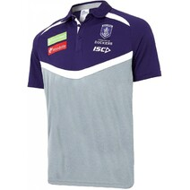 Fremantle Dockers ISC AFL Kids Polo Shirt