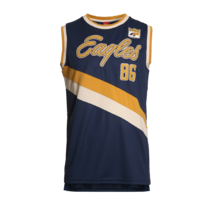 West Coast Eagles 2017/2018 Summer Mens Throwback Singlet