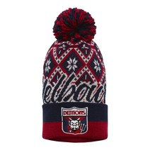 Melbourne Demons Adults 2018 Vintage Beanie