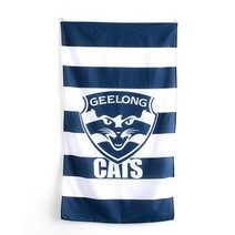AFL Supporter Wall Flag 90X150 Geelong Cats