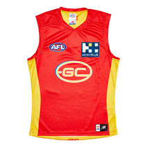 Gold Coast Suns New Balance 2021 Mens Home Guernsey