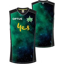 BBL Mens Replica Training Singlet Melbourne Stars