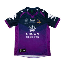 Melbourne Storm 2017 Mens Premiers Jersey Navy/Purple