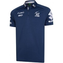 Melbourne Storm ISC NRL Mens Media Polo