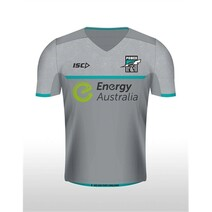 Port Adelaide Power 2016 Mens Training Tee | Silver
