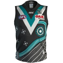 Port Adelaide Power 2019 ISC Youth Indigenous Guernsey