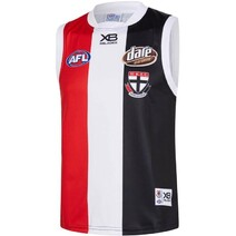 St Kilda Saints X-Blade AFL Mens Home Guernsey