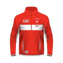 Sydney Swans AFL ISC Ladies Wet Weather Jacket Red